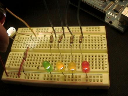 Arduino Light Meter