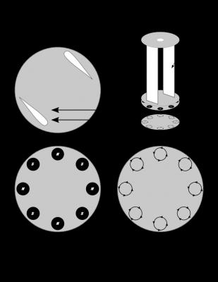 Darrieus Turbine Design