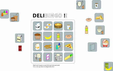 Journal Square Deli - Bingo