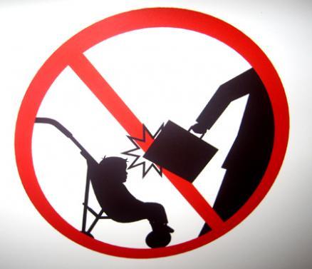 Signs: No Killing Babies